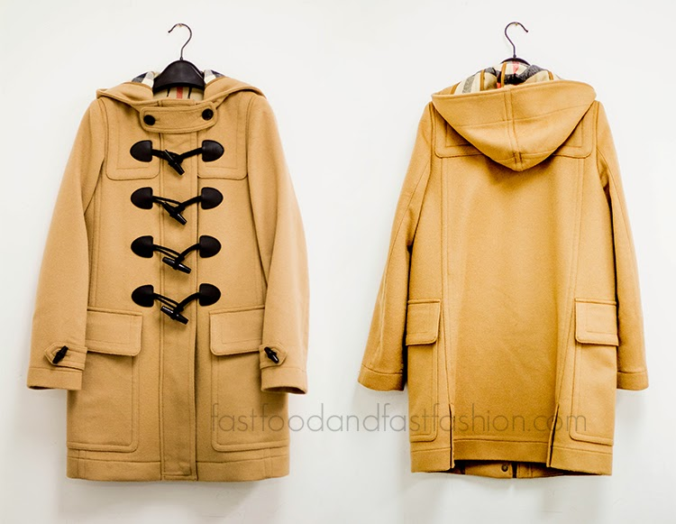 Burberry Wool Duffle Coat Review (Minstead & Paddlesdale)