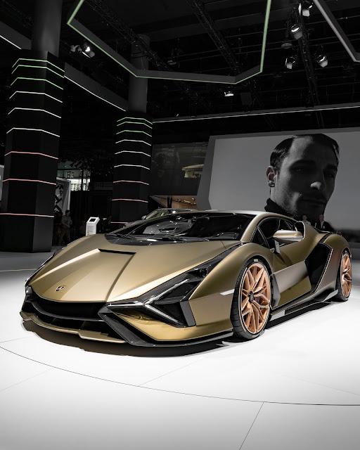 Lamborghini Sian | The most stylish of Lamborghini And powerful models | New Model Of Lamborghini