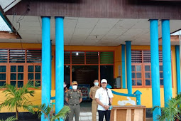 Gusnan Mulyadi Ajak Satpol PP Kompak Sukseskan Pilkada dan Lawan Covid di Bengkulu Selatan