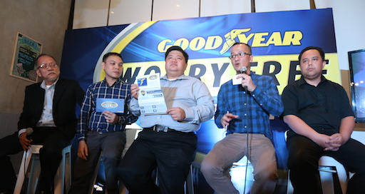 Goodyear Worry-Free Assurance