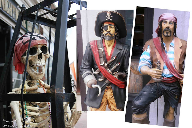 My Travel Background : Halloween à Salem - The New England Pirate Museum