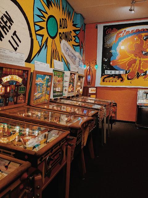 pinball museum california