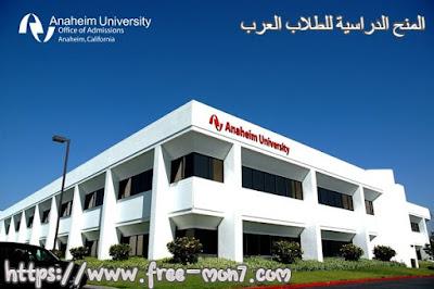منح دراسية في جامعة أنهايم ممولة بالكامل