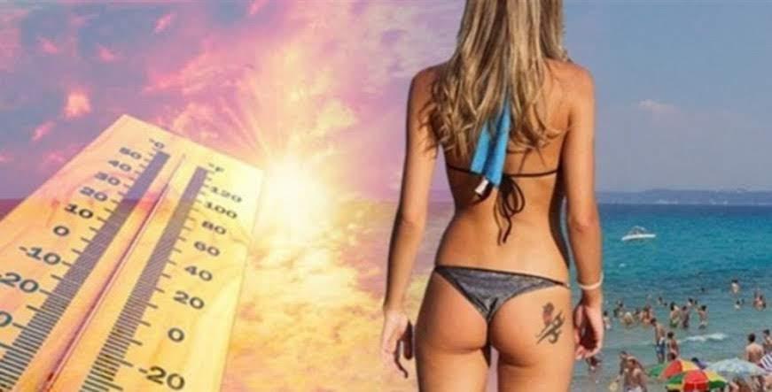 40άρι χτύπησε η θερμοκρασία στη Θεσσαλία - Έρχεται νέο κύμα καύσωνα την Τετάρτη