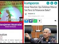 Duh Gusti! Banyak Yang Protes, Anwar Nasution: Apa Salahnya Hiburan Tari Perut?