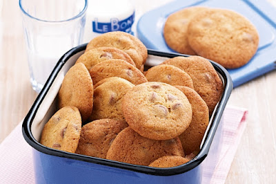 Ioanna's Notebook - 3-Way freezer cookies