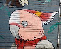 Cook Street Art | Byrd