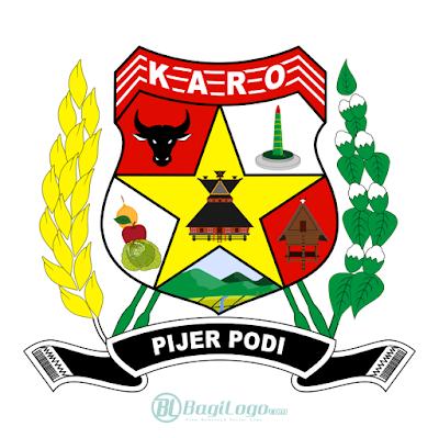 Kabupaten Karo Logo Vector