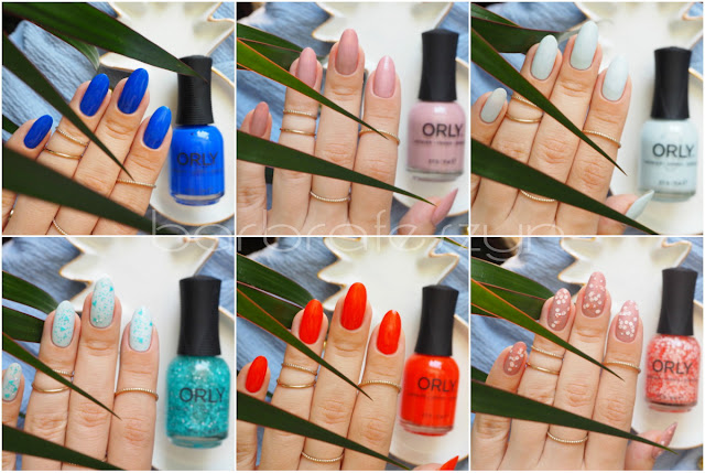 Orly EUPHORIA collection