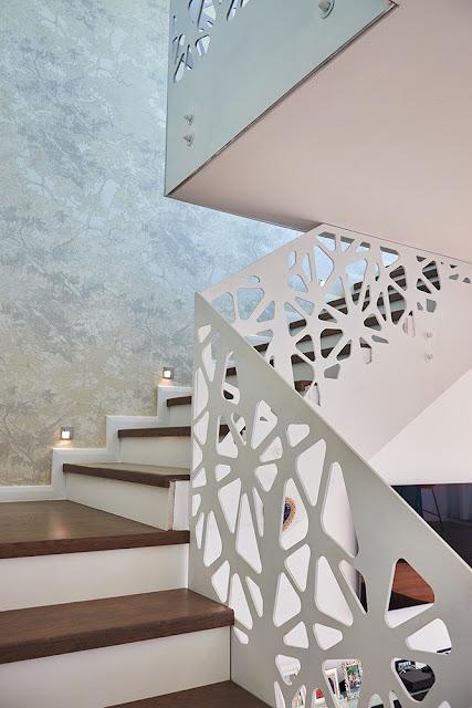 Дизайн-проекты. Дом с видом на озеро в Румынии