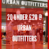 20 under £20 from Urban Outfitters