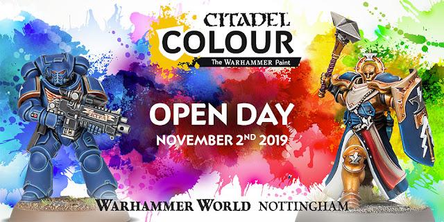 Citadel Colour Open Day 2019