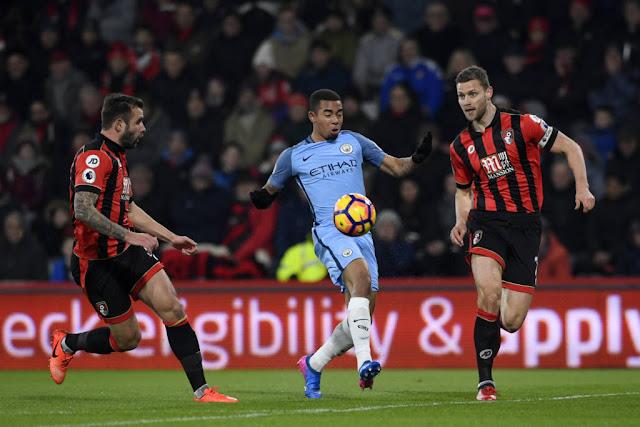 Gabriel Jesus, Manchester City (Foto: Stu Forster/Getty Images)