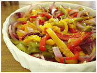 Image result for Salada Pimentoes