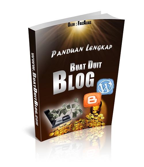 Panduan buat duit dengan blog