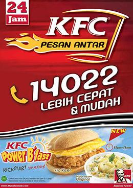 Call Center KFC 24 Jam Terbaru 2018