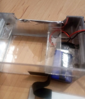 How to build a zener and LED diode tester - enclosure 6
