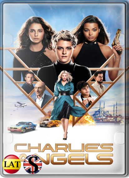 Los Angeles de Charlie (2019) HD 1080P LATINO/INGLES