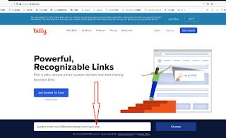 cara membuat link phising