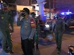 Operasi Yustisi Polsek Haurgeulis, AKP.Warmad : Bagi yang Melanggar Kami Berikan Hukuman Bersih Bersih Di Alun alun