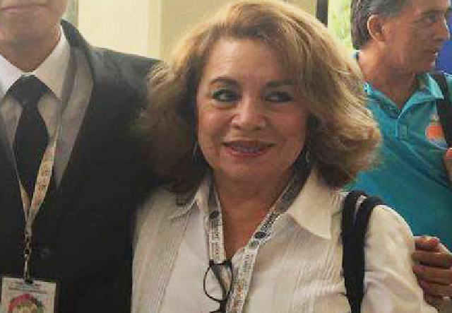 En Educación Superior lo recibirá la Dra. Julia Alejandra Candila Celis, profesora de la Facultad de Enfermería y coordinadora de la UUIS San José Tecoh.