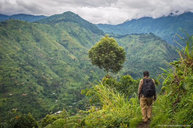 Moj przewodnik po górskim szlaku Gór Ruwenzori
