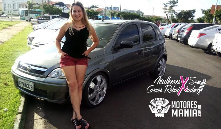 Após conhecer seu esposo, Pamela se apaixona por carros rebaixados