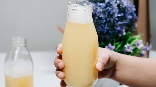 Nước ép khoai tây điều trị chứng ợ nóng