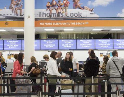 Thomas Cook: British travel agency collapses leaving over 600,000 travelers stranded worldwide
