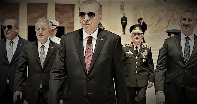 Ο ναζιστικός βηματισμός της σύγχρονης Τουρκίας…