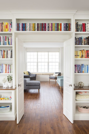 room idea - library