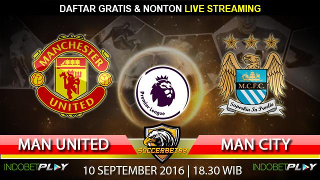 Prediksi Manchester United vs Manchester City 10 September 2016 (Liga Inggris)