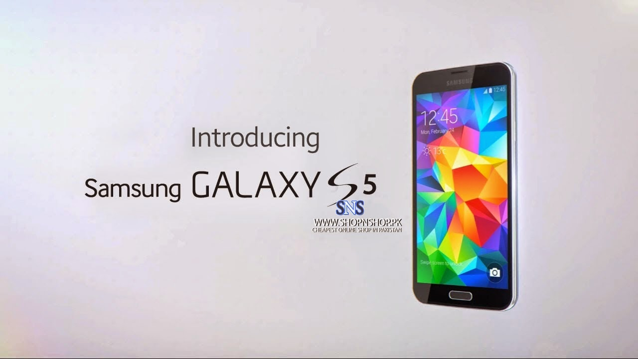 Samsung Galaxy S5 Quad Core Korean Android Mobile Phone In