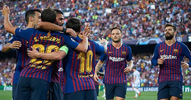مباراة برشلونة وفياريال بث مباشر