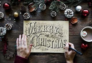 Contoh Surat Undangan Perayaan Natal - Gereja Toraja