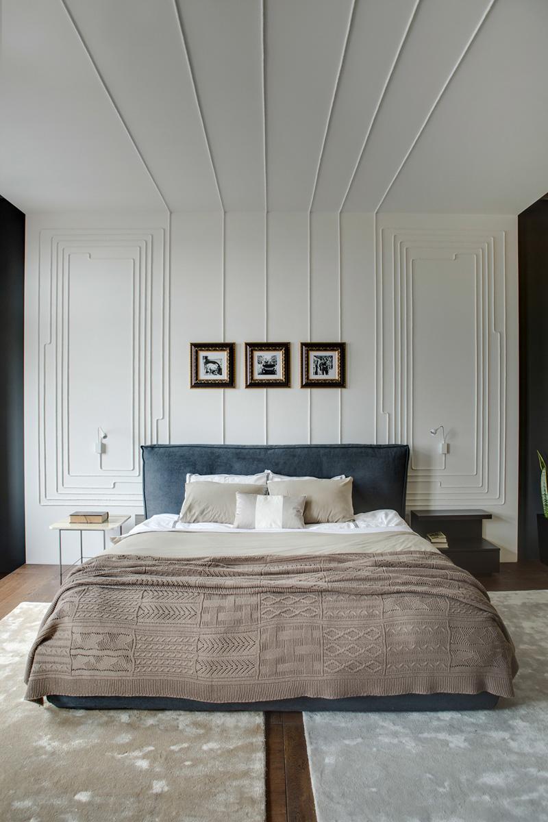 58 foto dekorasi interior kamar tidur utama elegan terbaru