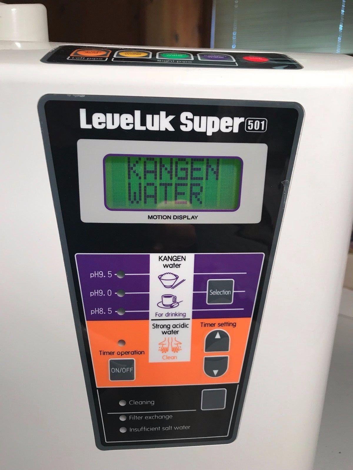 Leveluk Super 501