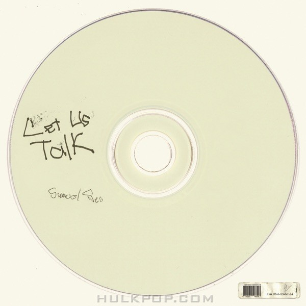 Samuel Seo – Let Us Talk – Single