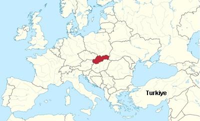 Slovakya Nerede, Slovakya Cumhuriyeti Neresidir