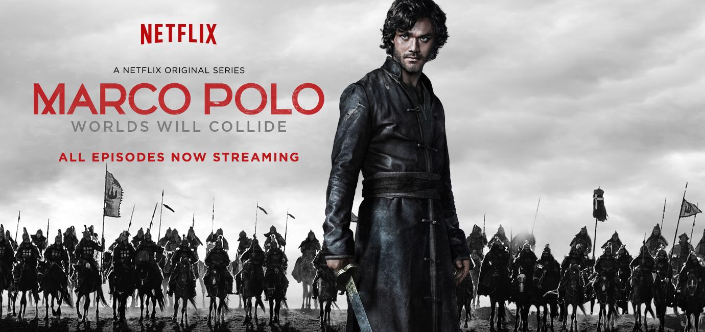 Comentario de un Freak: Marco Polo (Segunda Temporada)