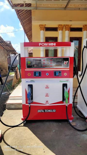 Harga Pom Mini Digital 2 Nozzle Isi 200 Liter