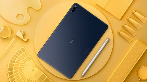 Huawei has announced its latest MatePad 5G tablet
