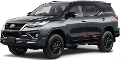 Review, Harga, Spesifikasi Toyota Fortuner 4X2 2.4 G MT DSL