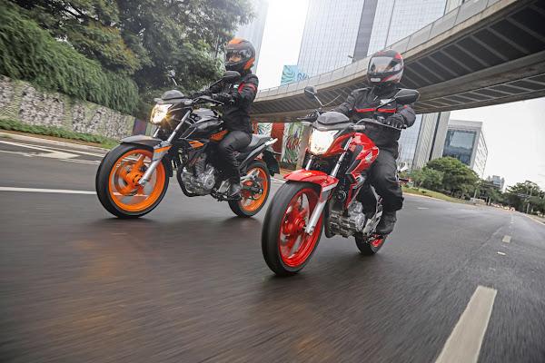 Honda CB 250F Twister - 5ª moto mais vendida do Brasil em julho