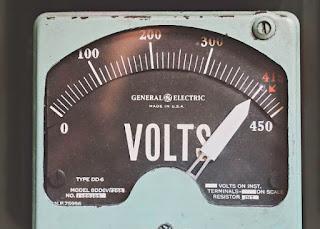 voltmeter alat ukur besaran turunan