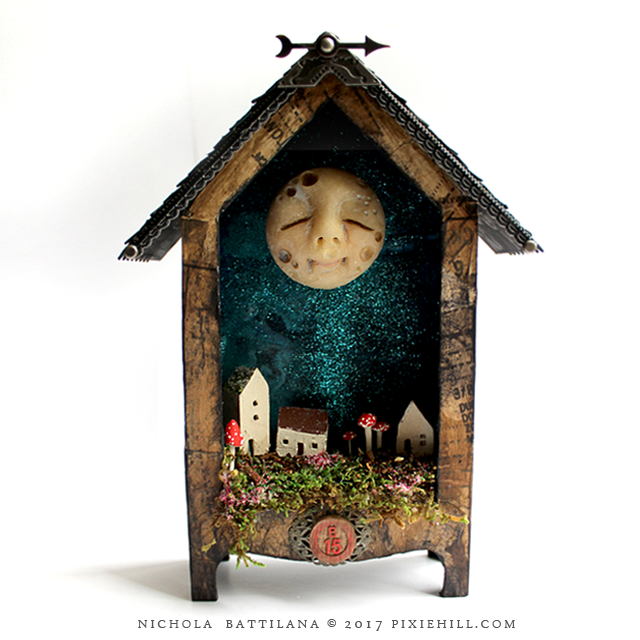 Happy Moon Shrine - Nichola Battilana
