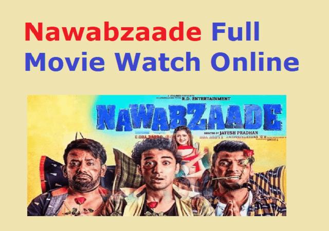 Nawabzaade Full Movie