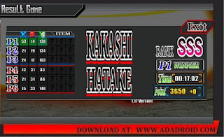 Download Naruto Legendary Senki Apk by Zye Reevo