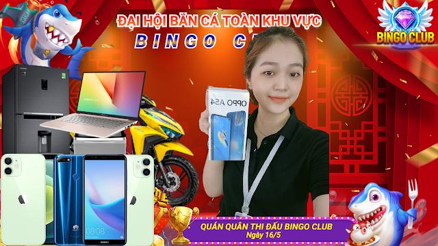 [BINGO CLUB] QUÁN QUÂN SỰ KIỆN ĐUA TOP SĂN BOSS THÁNG 5/2021