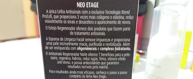 Eudora Neo Kit Antissinais Regenerador
